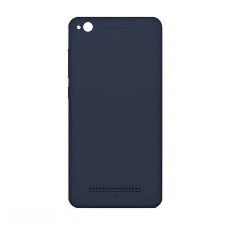 Задняя крышка для Xiaomi Redmi 4A цвет: черный
