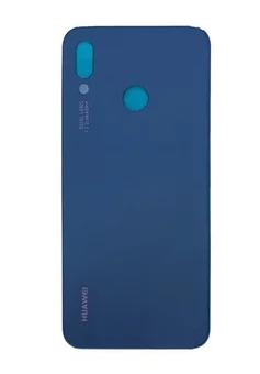 Задняя крышка для Huawei P20 Lite, цвет: синий