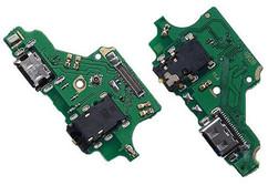 Нижняя плата для Huawei P20 Lite (ANE-LX1), Nova 3e c разъем зарядки, гарнитуры (наушников)