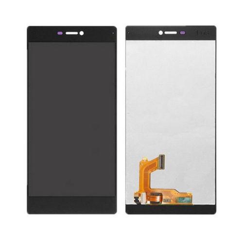 Экран для Huawei P8 с тачскрином, цвет: черный
