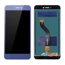 Экран для Huawei P8 Lite 2017 (Honor 8 Lite) с тачскрином, цвет: синий
