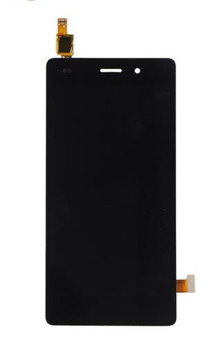 Экран для Huawei P8 Lite с тачскрином, цвет: черный