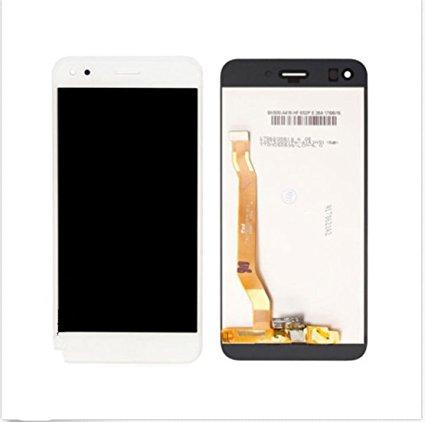 Экран для Huawei P9 Lite Mini с тачскрином, цвет: белый