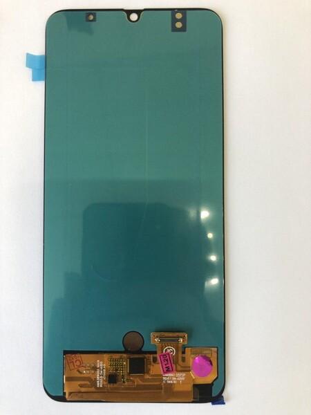 Экран для Samsung Galaxy A50 (A505) с тачскрином, цвет: черный, оригинальный