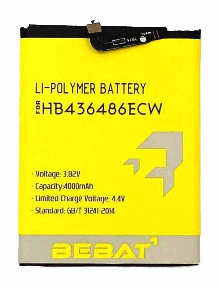 Аккумулятор Bebat для Huawei Y9 Prime 2019 (HB436486ECW)