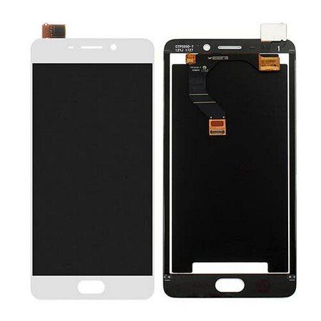 Экран для Meizu M6 Note с тачскрином, цвет: белый