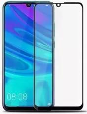 Защитное стекло для Huawei Y6s (JAT-LX1) 5D (полная проклейка), цвет: черный