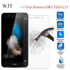 Защитное стекло для Huawei GR3 TAG-L21 цвет: прозрачный