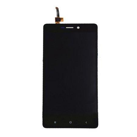 Экран для Xiaomi Redmi 3 с тачскрином, цвет: черный