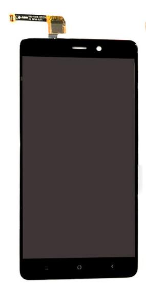 Экран для Xiaomi Redmi 4 32Gb (Redmi 4 Pro) с тачскрином, цвет: черный