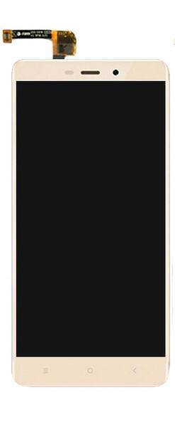 Экран для Xiaomi Redmi 4 32Gb (Redmi 4 Pro) с тачскрином, цвет: золотой