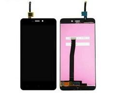 Экран для Xiaomi Redmi 4A с тачскрином, цвет: черный