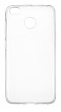 Чехол для Xiaomi Redmi 4x силиконовый, цвет: прозрачный