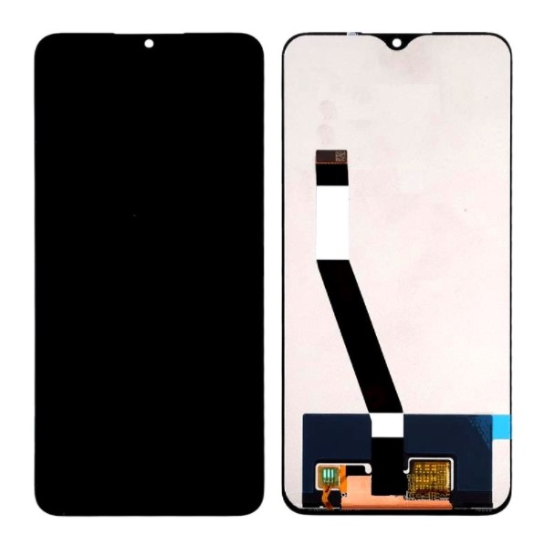 Экран для Xiaomi Redmi 9T с тачскрином, цвет: черный
