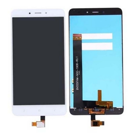 Экран для Xiaomi Redmi Note 4 с тачскрином, цвет: белый