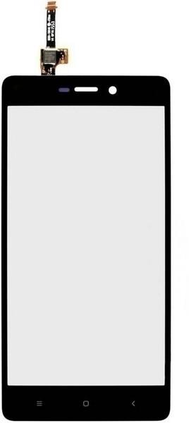 Тачскрин для Xiaomi Redmi 3, 3S, 3S Prime, цвет: черный