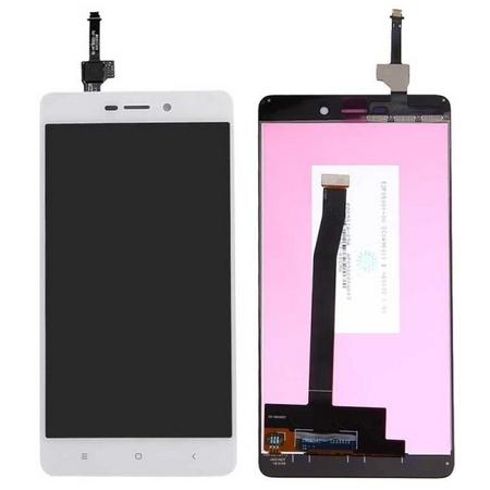 Экран для Xiaomi Redmi 3s с тачскрином, цвет: белый