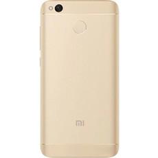 Задняя крышка для Xiaomi Redmi 4X цвет: золотой