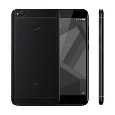 Задняя крышка для Xiaomi Redmi 4X цвет: черный