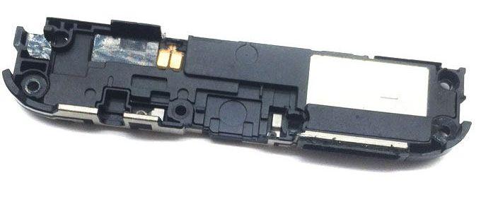 Нижний полифонический динамик Buzzer для Xiaomi Redmi 4X в рамке