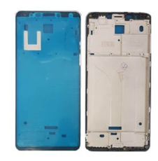 Средняя часть (рамка) для Xiaomi Redmi 5, цвет: белый