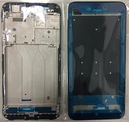 Средняя часть (рамка) для Xiaomi Redmi 5A, цвет: черный