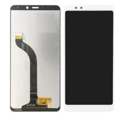 Экран для Xiaomi Redmi 5 с тачскрином, цвет: белый