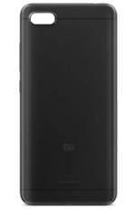 Задняя крышка для Xiaomi Redmi 6a цвет: черный