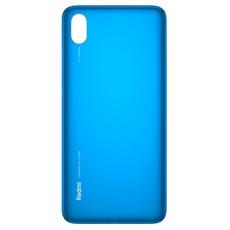 Задняя крышка (корпус) для Xiaomi Redmi 7A, цвет: синий изумруд