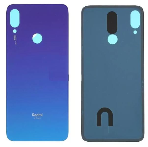 Задняя крышка (корпус) для Xiaomi Redmi 7, цвет: синий