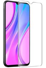 Защитное стекло для Xiaomi Redmi 9a, цвет: прозрачный