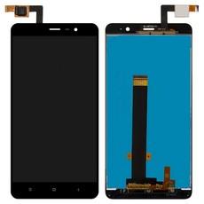 Экран для Xiaomi Redmi Note 3 Pro SE (152мм) с тачскрином, цвет: черный