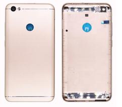 Задняя крышка для Xiaomi Redmi Note 5A Prime цвет: серый