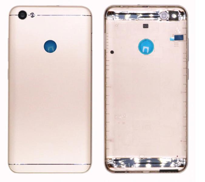 Задняя крышка для Xiaomi Redmi Note 5A Prime цвет: золотой
