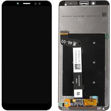 Экран для Xiaomi Redmi Note 5 с тачскрином, цвет: черный