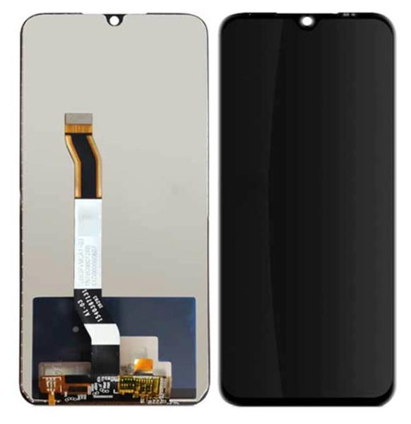Экран для Xiaomi Redmi Note 8T с тачскрином, цвет: черный