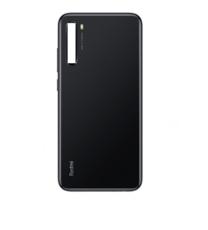 Задняя крышка (корпус) для Xiaomi Redmi Note 8, цвет: черный