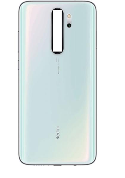 Задняя крышка (корпус) для Xiaomi Redmi Note 8 Pro, цвет: белый