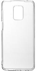 Чехол для Xiaomi Redmi Note 9 Pro силиконовый, цвет: прозрачный