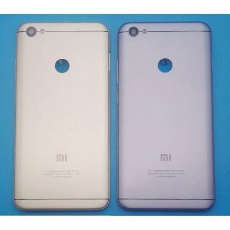 Задняя крышка для Xiaomi Redmi Note 5A цвет: серый