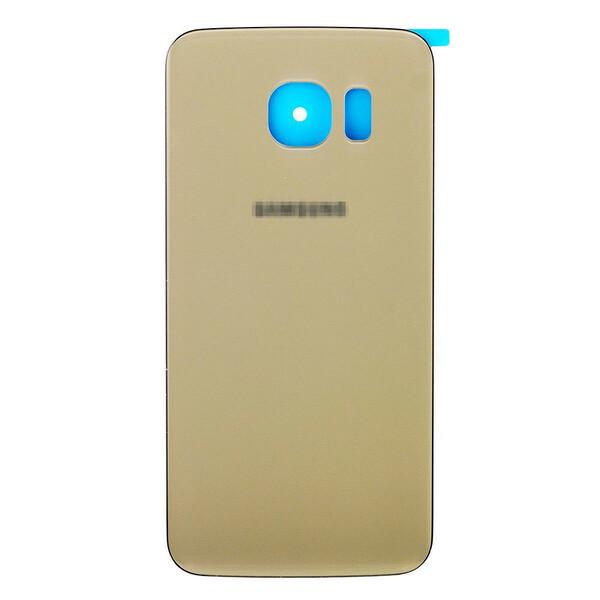 Задняя крышка для Samsung Galaxy S6 Edge SM-G925F цвет: золотой
