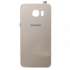 Задняя крышка для Samsung Galaxy S6 SM-G920F цвет: золотой