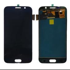Экран для Samsung Galaxy S6 (G920F) с тачскрином, цвет: черный, оригинальный