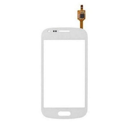 Тачскрин для Samsung Galaxy S Duos S7562, цвет: белый