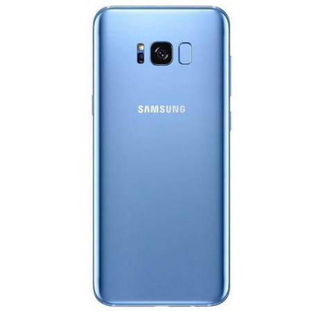 Задняя крышка (корпус) для Samsung Galaxy S8 (G950FD), цвет: синий