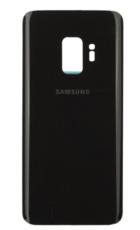 Задняя крышка (корпус) для Samsung Galaxy S9 (SM-G960), цвет: черный