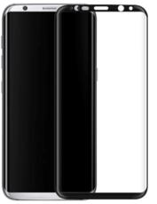 Защитное стекло для Samsung Galaxy S9+ (G965F) 5D (полная проклейка) цвет: черный