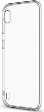 Чехол для Samsung Galaxy A10 силиконовый, цвет: прозрачный