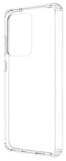 Чехол для Samsung Galaxy S20 Ultra силиконовый, цвет: прозрачный