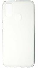 Чехол для Samsung Galaxy M21 силиконовый, цвет: прозрачный
